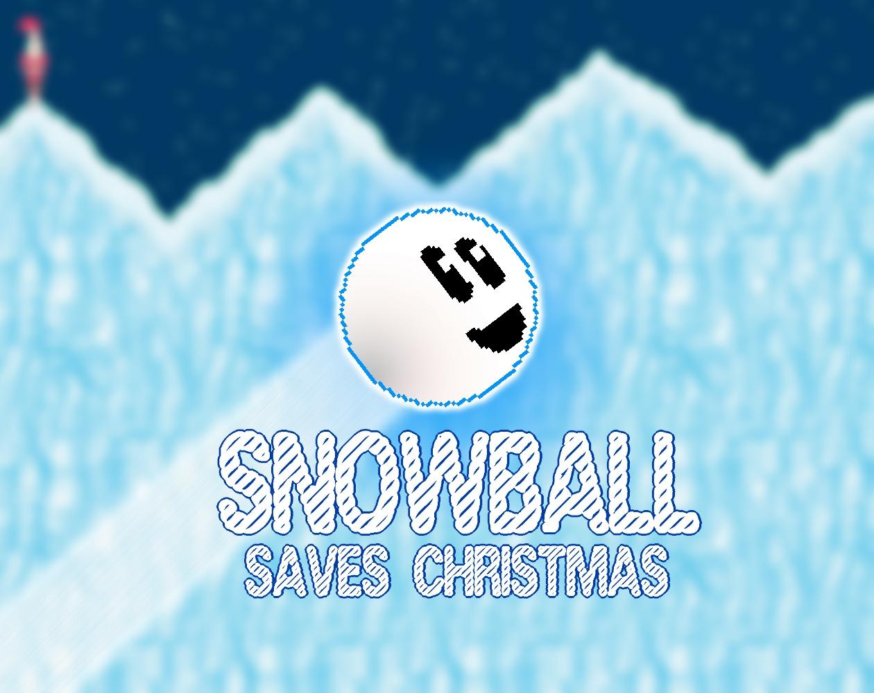 Snowball Saves Christmas
